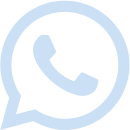 whatsapp icon blue